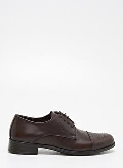F By Fabrika F By Fabrika Bern Kahve Klasik Erkek Ayakkabı